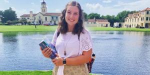 EmilyBalliviero: From Champ to Chaplain